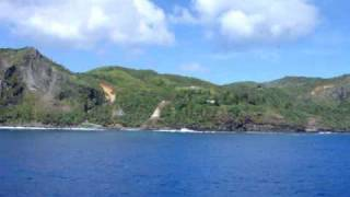 Adamstown - Pitcairn Islands (Lost in Pacific Ocean)
