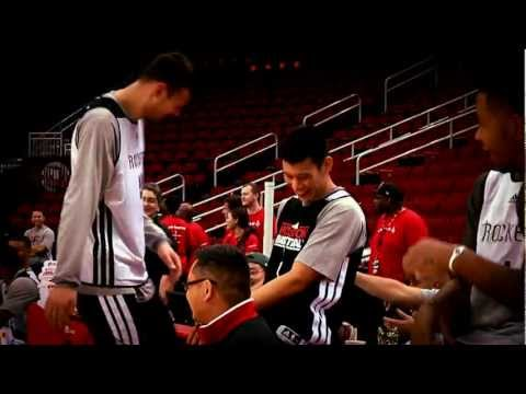 NBA Rooks: Terrence Jones & the Rockets