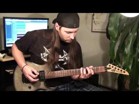 SADUS - Through The Eyes of Greed - Rythm guitar cover