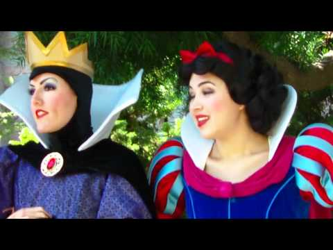 The Queen and Snow White Music Videos