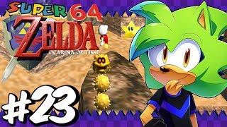 Super Mario 64: Ocarina of Time (100%) | Part 23 | SM64 Mod
