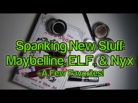 Spanking New Stuff!!!