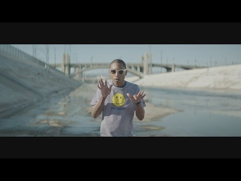 Pharrell Williams - Happy (8AM)