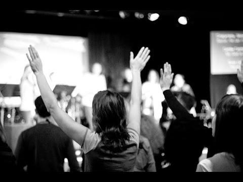 Мега крутое прославление в духе