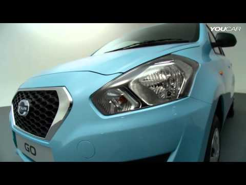 All New 2014 Datsun GO unveiled