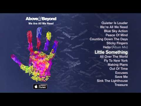 Above & Beyond - Little Something