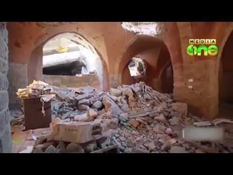 Israeli attacks demolish historical sites in Gaza Strip