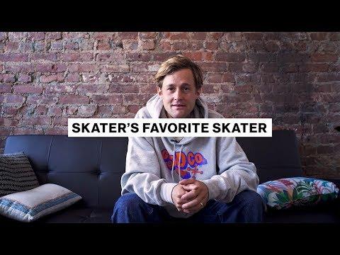 Skater's Favorite Skater: Sebo Walker