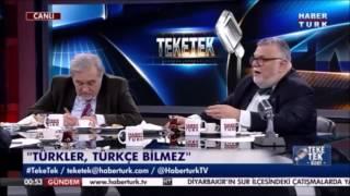 Celal Şengör- Türkiye'de Standart Yoktur