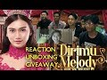 JKT48 - DIRIMU MELODY (REACTION, UNBOXING, & GIVEAWAY!)