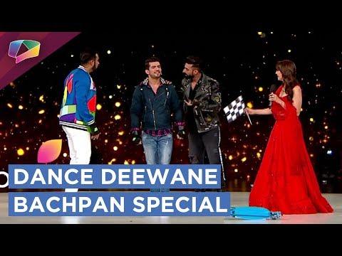 Dance Deewane Bachpan Special | Kishen Makes Madhuri Dixit Cry | Colors tv thumbnail