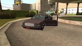 Tuning samochodów w Gta Sa cz 2