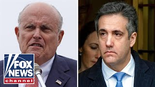 Giuliani makes a statement in reaction to BuzzFeed report