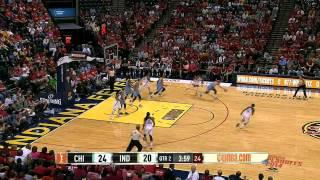 Game Recap: Chicago Sky vs. Indiana Fever, Game 3