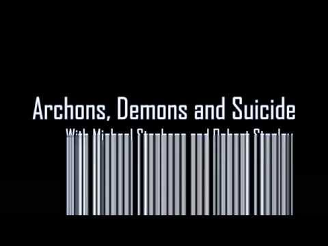 Robin Williams Suicide, Archons and Demonic Influence with Michael Stephens and Robert Stanley