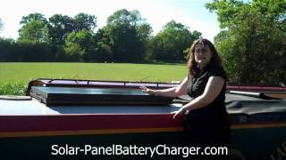 Welcome to Solar Panel Battery Charger!