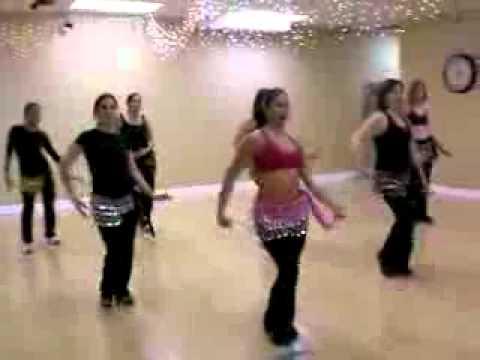 Zumba Belly Dance video