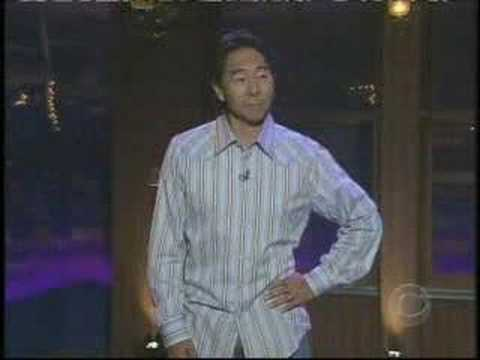 Henry Cho on The Late Late Show with Craig Ferguson Video