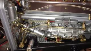 Bugatti T50 engine