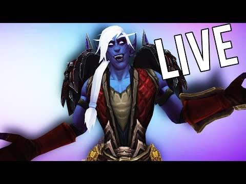 THE BIGGEST DAMAGE EVER ON PTR! - WoW: Battle For Azeroth (Livestream) MP3