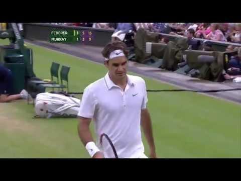 Roger Federer Wins Wimbledon 2012! Full Highlights!
