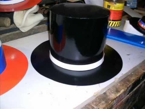 Molde para hacer sombreros locos - Imagui