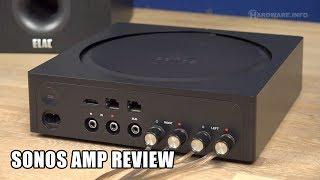 Multiroom audio uit jouw eigen hifi speakers met de Sonos Amp