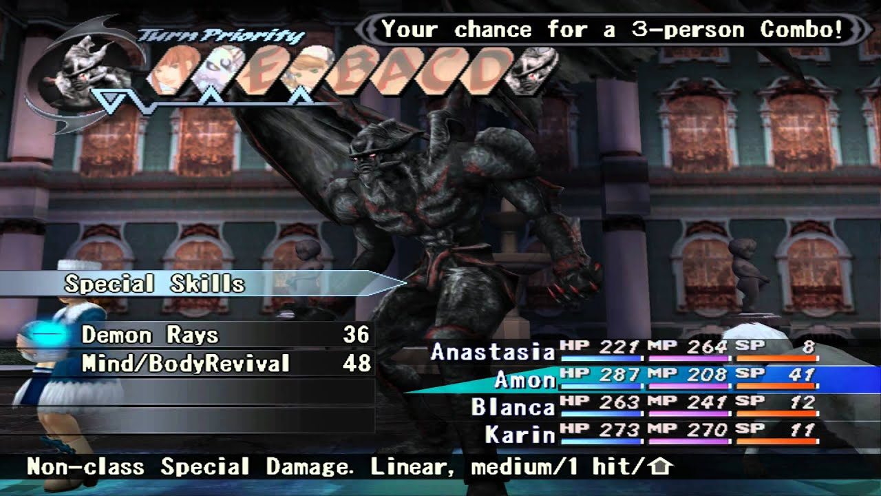 Shadow Hearts Covenant Gameplay Shadow Hearts ii Covenant
