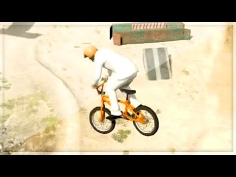 GTA 5 Funny Moments – The BMX Hunger Games – (GTA V Online Stunts)