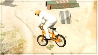 GTA 5 Funny Moments - The BMX Hunger Games - (GTA V Online Stunts)