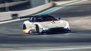 Chris Harris In The Aston Martin Vulcan   Top Gear: Series 23   BBC