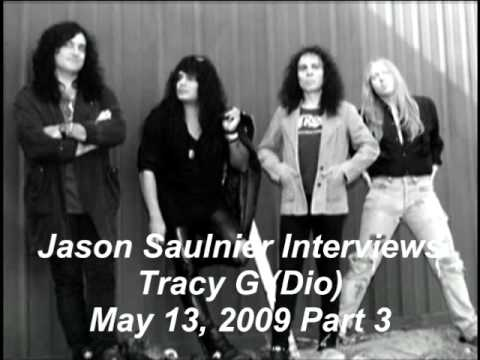 Tracy G Interview 2009 | Dio