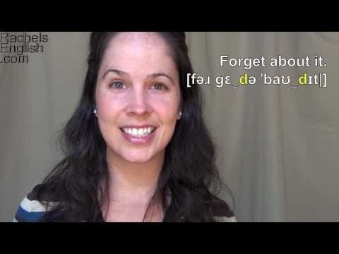 English Pronunciation – Linking: Consonant to Vowel — American Accent