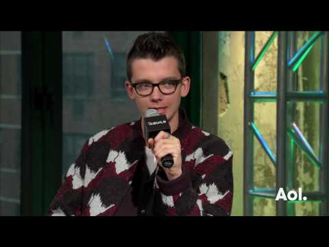 """Asa Butterfield On """"""""Miss Peregrine's Home For Peculiar Children"""" 