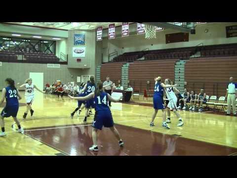 Iowa Lakes Communiity College vs Northwestern College Junior Varsity Ladies Basketball 1 27 2011