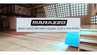 Mahindra Marazzo   Global NACP 4-Star Rating