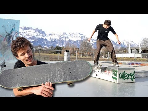 Impossible Darkslides | Tricks Of Rodney Mullen