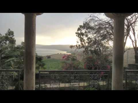 SEA OF GALILEE - ISRAEL TRAVELOGUE