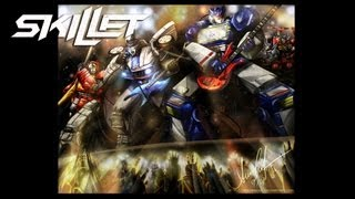 Skillet-Whispers In The Dark (Soundwave Version)