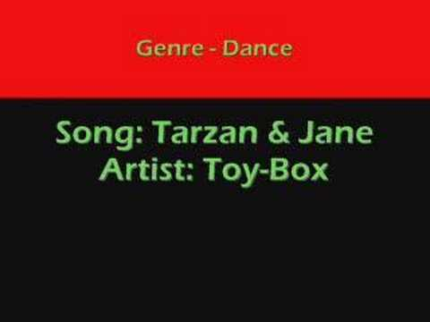 Tarzan & Jane - Toy-box (dance) video