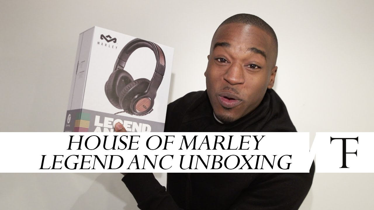 House of Marley Earphones House of Marley Legend Anc