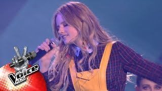 Elisabeth - 'Strangers'   Halve Finale   The Voice Kids   VTM