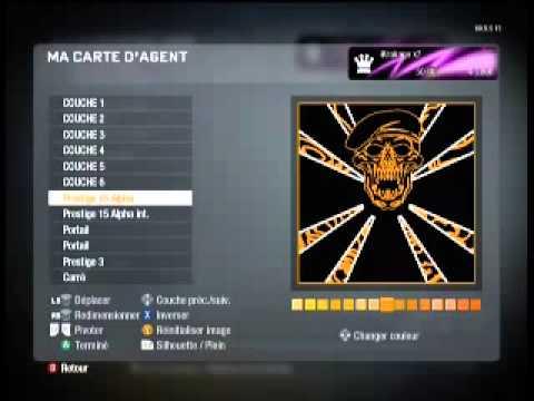 Black Ops Prestige Emblems 1-15 Vnaal Black Ops Embleme