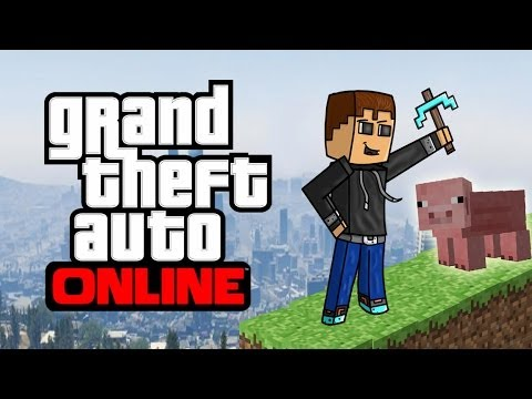 Minecraft en GTA 5 Online Misterios de GTA 5 Easter Egg Minecraft GTA 5