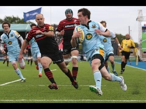 Saracens vs Northampton Saints 13 - 27 | Aviva Premiership Rugby SEMI FINAL