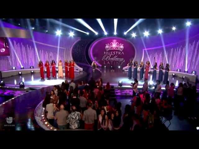 Nuestra Belleza Latina 2014 Primera Gala