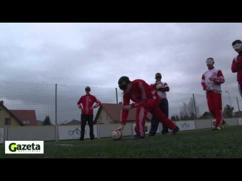 Piłka Nożna Niewidomych