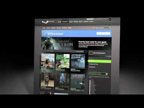 Skyrim Creation Kit Preview