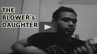 The Blower's Daughter Cover by shuvo