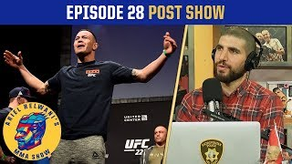 Colby Covington's beef, UFC 235, more | Ariel Helwani's MMA Post-Show: Episode 28